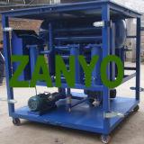 Planta de la deshidratación del petróleo del transformador del alto vacío de Zyd-I