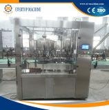 적포도주 병 충전물 기계