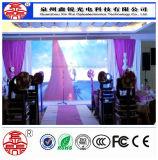 El alto panel de alquiler a todo color de interior de la visualización de LED de la estabilidad P6 SMD para el uso de la etapa