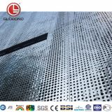 Globond perforó el panel de aluminio con los modelos modificados para requisitos particulares