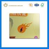 Boîte d'emballage en papier rigide pliable de carton rigide (boîte magnétique pliable)