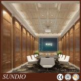 거실을%s 실내 장식적인 방수 WPC 천장판
