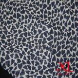 Polyester PUNKT Druck-Chiffon- Gewebe 100% für Kleid