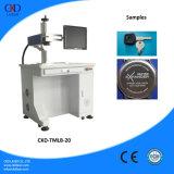 Máquina de marcação a laser Fornecedores Gravação em metal