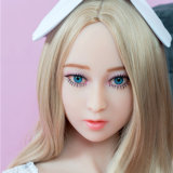 силикона TPE 148cm кукла секса нагого реалистическая