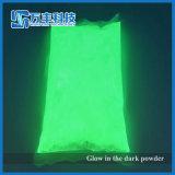 Hohe Helligkeits-Photoluminescent Pigment-Glühen im dunklen Puder
