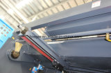 El pelar hidráulico de la viga del oscilación del CNC y cortadora de la placa