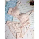 Bonne qualité Bodysulpting Ensemble de lingerie Sexybra Panty pour dames