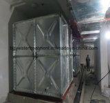 De roestvrij staal Vastgeboute Tanks van de Opslag van het Water met Iso9001- Certificaat