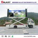 P5/P6/P8/P10 트럭 광고의 옥외 이동할 수 있는 디지털 발광 다이오드 표시 게시판