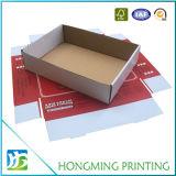 Embalagem em caixa de papelão de papelão de cor completa