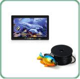 """câmera subaquática do CCTV da pesca da associação da câmara de vídeo da câmera de 7 de """" peixes TFT"""