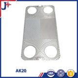 Sostituire il piatto di alta qualità Ak20 per lo scambiatore di calore del piatto con il prezzo di fabbrica