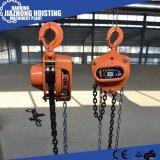 Buen bloque de polea de cadena de los CB 10ton 4meter del precio de Hua Xin