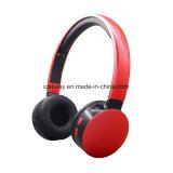 Auscultadores prendido do jogador FM do auscultadores V4.2 MP3 de Bluetooth rádio estereofónico sem fio estereofónico