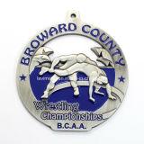 주문 금속 앙티크 Bcaa 레슬링 우승 포상 스포츠 메달