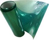 Adhesivo de privacidad verde película reflectante para el cristal de ventana