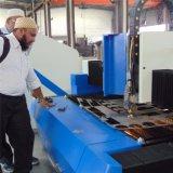 Hohe kosteneffektive Laser-Ausschnitt-Maschine traf im Zeichen-Vorstand, dem Küchenbedarf, der Kunst u. der Fertigkeit zu