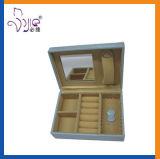 Quadratischer Eitelkeits-Kasten-Schmucksache-Kasten-netter kosmetischer Verfassungs-Kasten