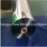 Película de poliéster/VMPET metalizado com 12µ, materiais de embalagem flexíveis