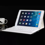 Roteer en het Afneembare Holster van het Toetsenbord Bluetooth voor iPad Mini
