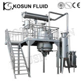 Laboratório de aço inoxidável Óleo essencial da casca de laranja óleo de extração de equipamentos