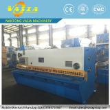 QC11y-6X2500 de Hydraulische Scherende Machine van de Guillotine