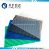 Mate hueca de policarbonato de alta calidad hoja con la certificación SGS