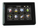 4.3 pulgadas Navegador GPS Tracker Sistema Monitor