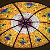 A HOME interior nova apainela o teto suspendido da arte da telha dos materiais o mosaico de vidro