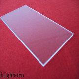 Le renforcement de produits chimiques Jgs1 Fenêtre de verre de quartz