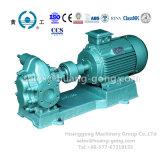 KCB 전기 기어 기름 펌프 이동 윤활유 기름 원유