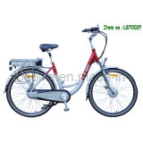 700c Electric Bike/Rear Carrier Battery E Bike (LB7002)