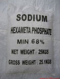 El 68% Sodio Hexametaphosphate SHMP para tratamiento de agua