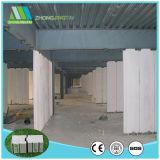 Aislamiento acústico térmico sándwich EPS el panel de pared para construcciones