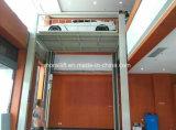 Alto elevador del coche del estacionamiento del poste de la subida cuatro (SJD)