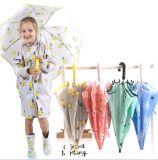 똑바른 비 골프 우산과 일치하는 선전용 선물을%s 색깔을 광고하는 새로운 도착 형식 아이들 만화