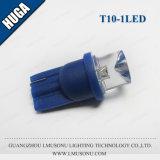 T10 1LED LED helle Innenlampe LED konkave T10 LED Birnen-Lampe Gleichstrom-12V