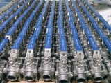 3PC M3 Type 1000wog Ball Valve