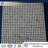 Doublure en caoutchouc en céramique d'alumine pour la solution de protection d'usure