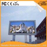 Publicidade Display LED em Cores exteriores P10