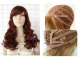 2013 nueva llegada de fibra resistente al calor peluca