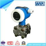 Transmissor de pressão diferencial China Hart com sensor capacitivo de metal