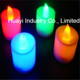 Цвет изменяя свечки СИД для промотирования