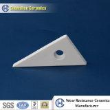 Mattonelle di ceramica dell'allumina della Cina per il fornitore materiale resistente dell'abrasione