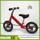 Bicicleta do miúdo quente de Amzon primeira bicicleta da bicicleta do balanço de 12 polegadas para o bebê