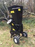 Desfibradora Chipper de madera agrícola de la maquinaria 9HP