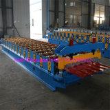 Roulis trapézoïdal de feuille de toit automatique en métal formant la machine