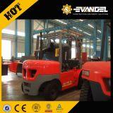 판매를 위한 YTO 5ton 유압 디젤 엔진 포크리프트 CPCD50