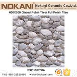 Стеклянные плитки Польши полированной плиткой из фарфора для использования внутри помещений Пол 600X600мм